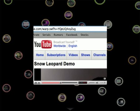 youtube warp
